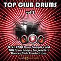 Top Club Drums Vol.2 - Over 2500 Fresh Drum Samples and 700 Drum Loops | Apple Loops/ AIFF (24Bit) | Download