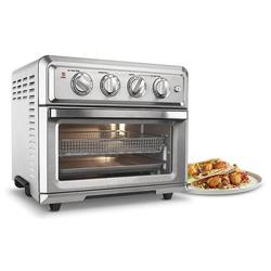 Cuisinart Air Fryer Toaster Oven, Silver