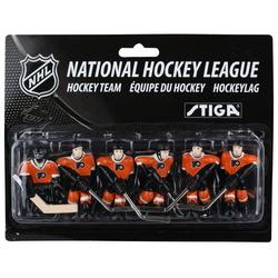 NHL Philadelphia Flyers Table Top Hockey Game Players Team Pack
