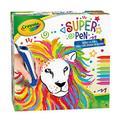 Crayola 25-0384 kit de loisirs créatifs et artistiques pour enfants - Kits de loisirs créatifs et artistiques pour enfants (Wax crayon, Garçon/Fille, 8 année(s), Enfant, Multicolore, Cire)