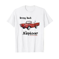 Bring Back the Amphicar T-shirt the Car that Swims