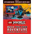 LEGO NINJAGO Build Your Own Adventure Greatest Ninja Battles: with Nya minifigure and exclusive Hover-Bike model (LEGO Build Your Own Adventure)
