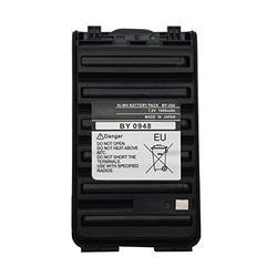 Karier BP-264 1800mAh Ni-MH Battery for ICOM Radio IC-T70A IC-T70E IC-V80 IC-U80 IC-F3001 IC-F3101D IC-F3103D IC-F4101D F4001 F3003 F4003 with Belt Clip