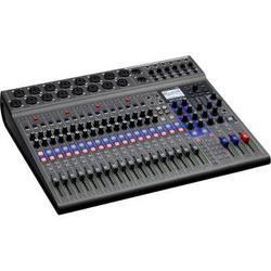 Zoom LiveTrak L-20 - 20-Input Digital Mixer & Multitrack Recorder ZL20