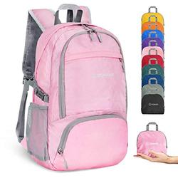 ZOMAKE 30L Packable Backpack Water Resistant Small Hiking Daypack Lightweight Travel Backpack for Women Men