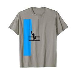 Facade Painter on the Lift Gift T-Shirt