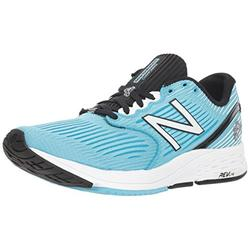 New Balance Women's 890 V6 Running Shoe, Bright Blue, 12 D US