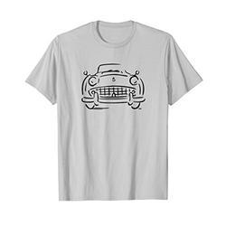 Triumph TR3 A British Car Sportscar T-shirt