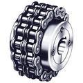Dodge (Baldor) 099048 - Chain Coupling Hub - 40 Chain, 16 Teeth, 1.97 in Hub OD, Steel