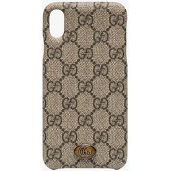 Ophidia Iphone Xs Max Case - Brown - Gucci Cases