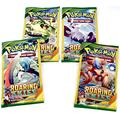 Pokemon Trading Card Game XY Roaring Skies Booster Pack - 3 Cards Per Pack - 4 Pack Set - 12 Additional Cards -New Factory Sealed Packs