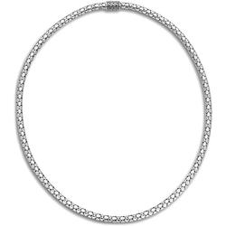 Dot Sterling Silver Small Chain Necklace/18 - Metallic - John Hardy Necklaces