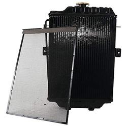 Complete Tractor New Radiator 1406-6332 Replacement For John Deere 4510 Compact Tractor, 4600 Compact Tractor, 4610 Compact Tractor, 4700 Compact Tractor, 4710 Compact Tractor AM125285 LVA12320