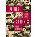 Poetics & Polemics: 1980-2005 (Modern & Contemporary Poetics)