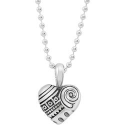 """heart Of Philadelphia"" Necklace - Metallic - Lagos Necklaces"