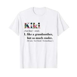 Womens Kiki Like Grandmother but So Much Cooler White