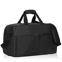 Hynes Eagle 36L Duffel Travel Bag Weekender Bag Overnight Bag Water Repellent Carry on Bag for Women Men Fits for 14 inches Laptop
