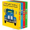 Bright Baby Touch & Feel Slipcase 2 (Bright Baby Touch and Feel)