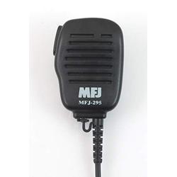 MFJ-295I Mini Speaker Mic for Icom HTs with 2 Pin Connector