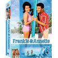 Frankie & Annette MGM Movie Legends Collection (Beach Blanket Bingo / How to Stuff a Wild Bikini / Beach Party / Bikini Beach / Fireball 500 / Thunder Alley / Muscle Beach Party / Ski Party) by 20th Century Fox