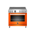 Bertazzoni PROF365INST Professional Series 36 Inch Wide 5.7 Cu. Ft. Free Standing Induction Range