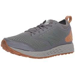 New Balance Women's Fresh Foam Gobi Trail V3 Running Shoe, Castlerock/Marblehead/Gum, 11 D US