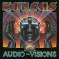 Audio Visions (180 Gram Translucent Blue & Black Swirl Audiophile Vinyl/Limited Edition/Gatefold Cover & Poster)