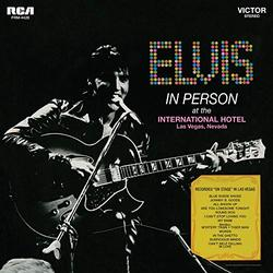 In Person At The International Hotel Las Vegas Nevada (180 Gram Audiophile Translucent Gold & Blue Swirl Vinyl/Limited Edition/Gatefold Cover & Poster)