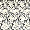 "Brewster Home Fashions Ink Chandelier 33' x 20.5"" Damask 3D Embossed Wallpaper in Black | Wayfair 283-46904"