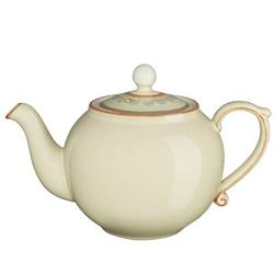 Denby Heritage Veranda Teapot Stoneware/Terracotta in Brown, Size 5.0 H x 4.0 W x 5.0 D in   Wayfair VER-091