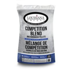 Louisiana Grills All Natural Hardwood Pellets - Competition Blend, Size 23.0 H x 14.0 W x 2.75 D in | Wayfair 55205
