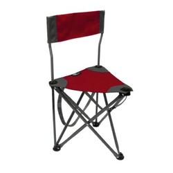 Travel Chair Ultimate Slacker Picnic Folding Camping Chair in Red, Size 30.0 H x 17.0 W x 15.0 D in   Wayfair 1489V2R