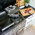 Verona Chef's Pak Grilling Tool Set Steel in Gray | Wayfair VECP1