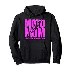 Moto Mom Hoodie Cooler than the average Mom