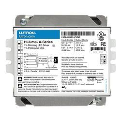 Lutron 07543 - 40 watt 120/277 volt Dimming LED Driver (L3DA4U1UKL-CV240 UL LISTED A SERIES LED DR 3-WIRE/DIGITAL 24.0V PWM)