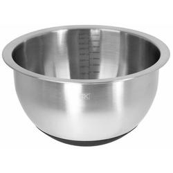 Craft Kitchen Stainless Steel Mixing Bowl Stainless Steel in Brown/Gray, Size 10.9 H x 10.9 W in   Wayfair 80028