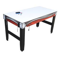 Hathaway Games 54-in 4-in-1 25.75 Multi-Game Table Plastic/Mdf, Size 28.75 H x 25.75 W x 52.75 D in | Wayfair BG5027