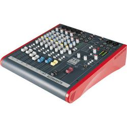 Allen & Heath ZED60-10FX - 6 Channel Mixer with Digital Effects and USB Connectivity AH-ZED60-10FX