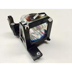Original Philips Lamp & Housing for the Epson Powerlite Home 10+ Projector - 240 Day Warranty