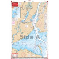 Waterproof Charts, Standard Navigation, 62 New York Harbor