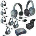 Eartec HUB844 UltraLITE 8-Person HUB Intercom System (USA) HUB844