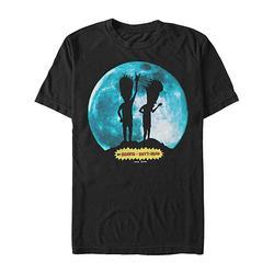 Fifth Sun Men's Tee Shirts BLACK - Beavis & Butt-Head Black Rock The Universe Tee - Men