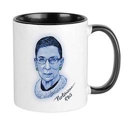 Notorious RBG Coffee Mug - Ruth Bader Ginsberg - 11oz