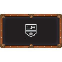 Holland Bar Stool NHL Pool Table Cloth, Size 104.0 H x 104.0 W in | Wayfair PCL7LAKing