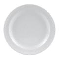 "GET DP-505-W 5 1/2"" Melamine Bread & Butter Plate, White"