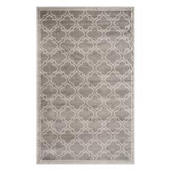 Safavieh Rugs Indoor Rugs Grey - Gray & Light Gray Amherst Indoor/Outdoor Rug