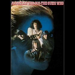 American Woman (180 Gram Translucent Blue Audiophile Vinyl/Limited Anniversary Edition/Gatefold Cover)