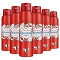 Old Spice Wolfthorn Spray pour le corps pour homme 150 ml – Lot de 6