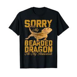My Bearded Dragon Ate My Homework Bearded Dragon T-Shirt