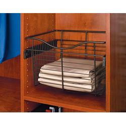 Rev-A-Shelf - CB-182007ORB-1 - Oil Rubbed Bronze Closet Pull-Out Basket